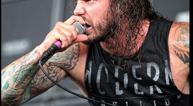 Tim Lambesis has pleaded guilty to attempting to hire someone to murder his wife