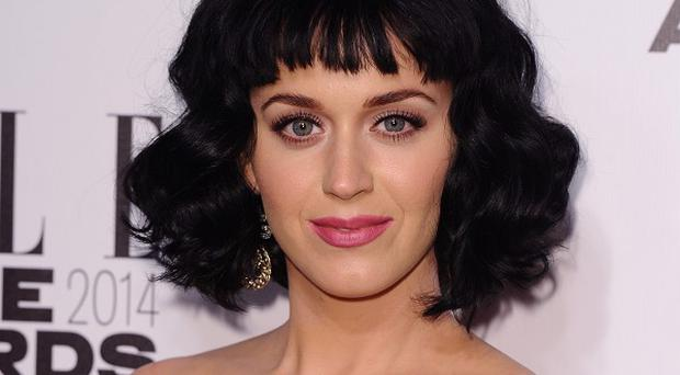Katy Perry tweeted that she had