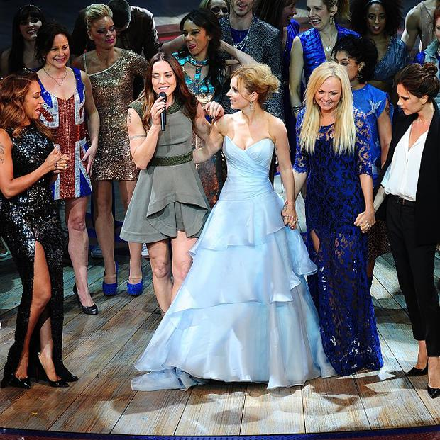 Melanie Chisholm has hinted the Spice Girls may reunite in 2016