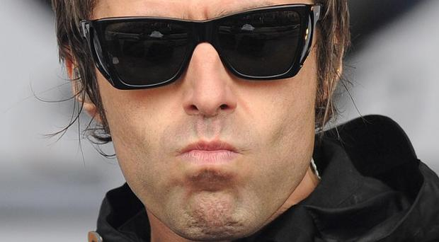 Liam Gallagher is distancing himself from the Oasis reissues