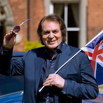 Engelbert Humperdinck represented the UK in the Eurovision Song Contest in Azerbaijan in 2012