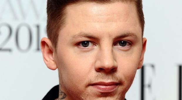 Professor Green released two seasons of clothes for Puma