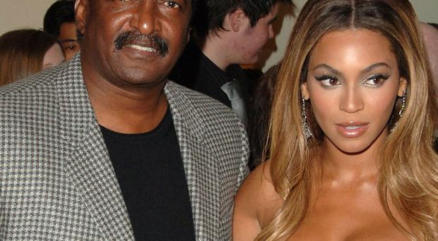 Beyonce's father Mathew Knowles was fired as her manager in 2011
