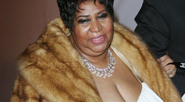 Aretha Franklin is set to sing for Michelle Obama