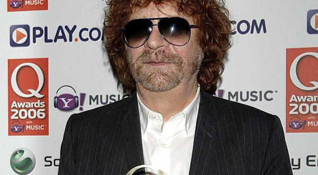 Jeff Lynne said he was 'chuffed' to get an honorary degree