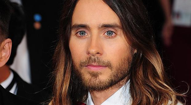 Jared Leto is taking his mum on tour with 30 Seconds To Mars