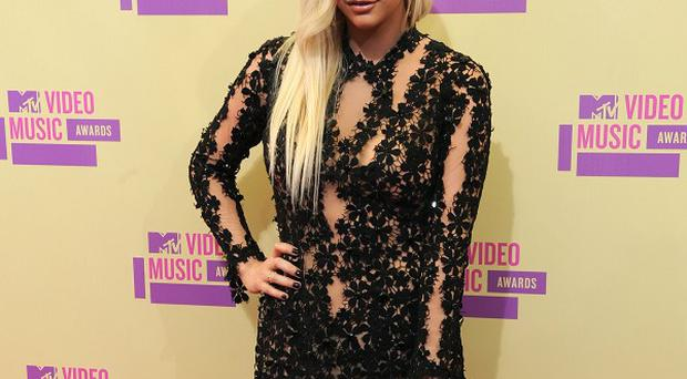 Kesha was treated for an eating disorder