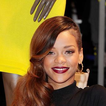 Rihanna has been romantically linked to Drake