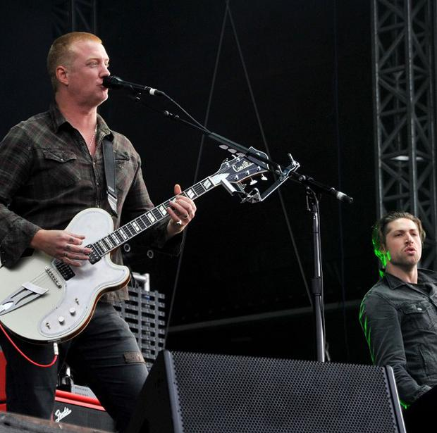 Queens of the Stone Age will headline this summer's Leeds and Reading festivals