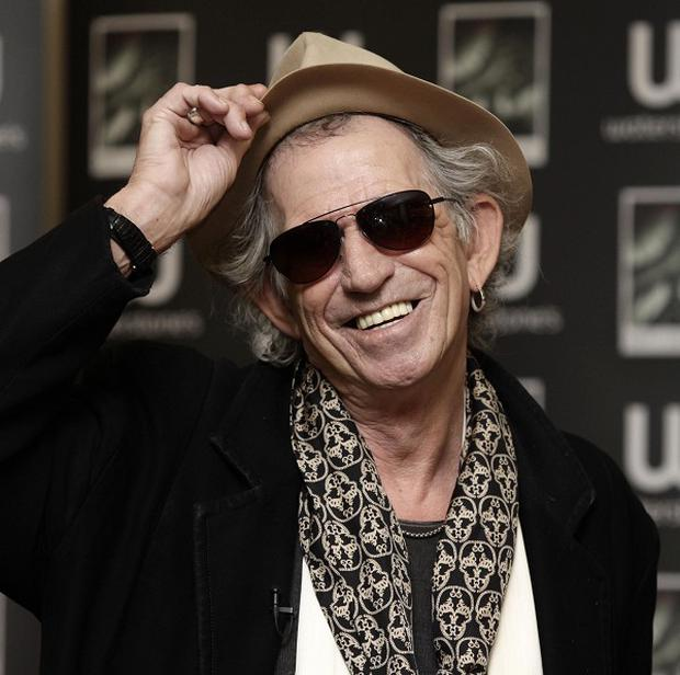 Keith Richards is bringing out a book based on his own childhood