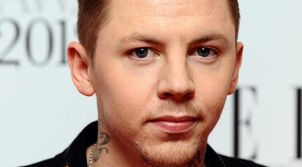 Professor Green will appear in court next week charged with drink-driving
