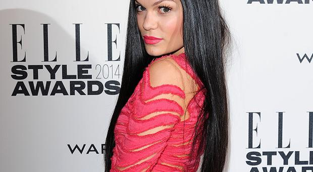 Jessie J has penned a song about the pressures of fame