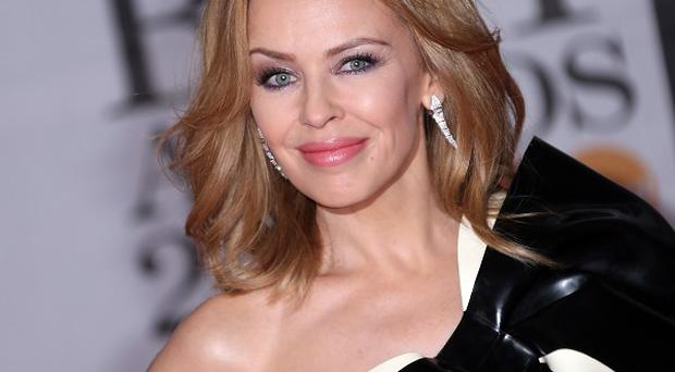 Kylie Minogue dreams of duetting with Prince