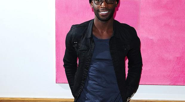 Tinie Tempah features on this week's number one, dance anthem Tsunami (Jump) by DVBBS and Borgeous