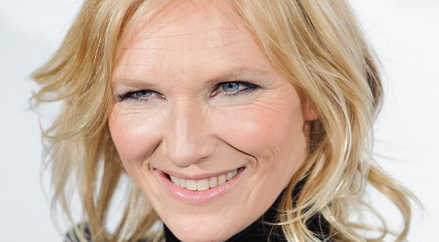 Jo Whiley said it was 'a great time to be a DJ' during the Britpop era