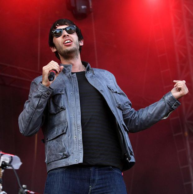 Example has got drugs out of his system