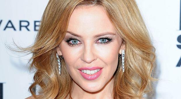Kylie Minogue performed to 300 fans and competition winners at the Bloomsbury Ballroom as part of an exclusive Priceless show with MasterCard