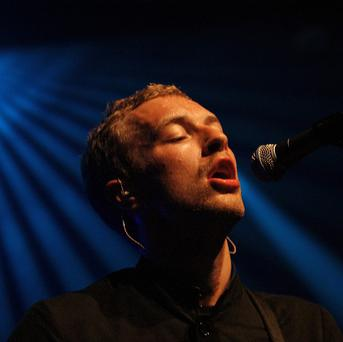 Lead singer of Coldplay Chris Martin will appear on the US version of The Voice
