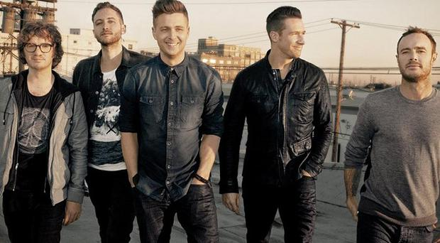 OneRepublic's Ryan Tedder isn't driven by money