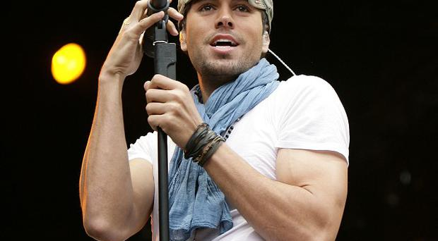 Enrique Iglesias rarely discusses his private life