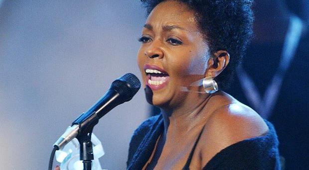 An arrest warrant has been issued for Anita Baker