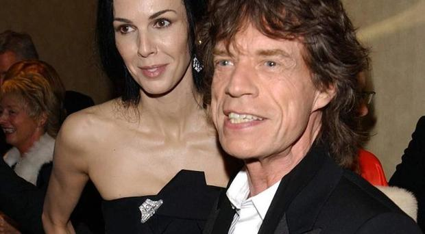 L'Wren Scott has left her personal fortune to boyfriend Sir Mick Jagger
