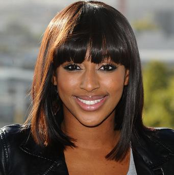 Alexandra Burke is taking on a role in The Bodyguard