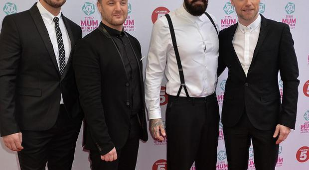 Keith Duffy, Mikey Graham, Shane Lynch and Ronan Keating are planning new music as Boyzone