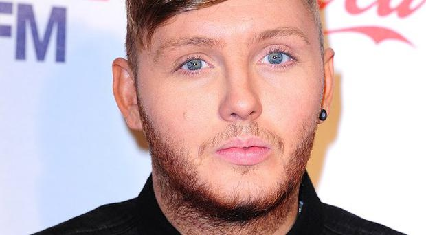 James Arthur should just relax and enjoy making music, Simon Cowell reckons