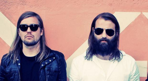 Band Of Skulls have just released their third album
