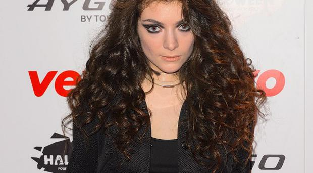 Lorde has defended her tomboy style