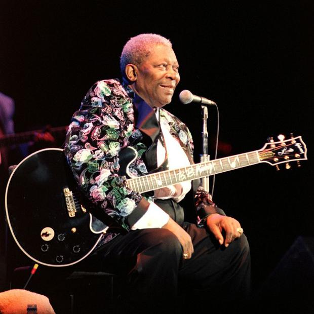 BB King said sorry to fans about the concert