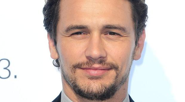 James Franco made a spoof version of Kanye West's music video