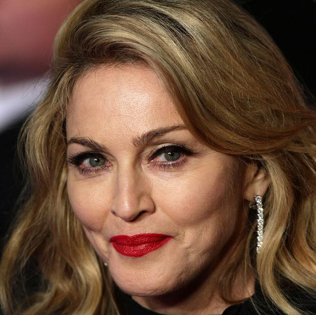 Madonna used the term 'gay' to describe a vegetable that she doesn't like