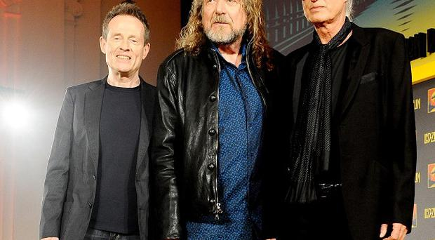 Robert Plant has said Led Zeppelin will not play together again