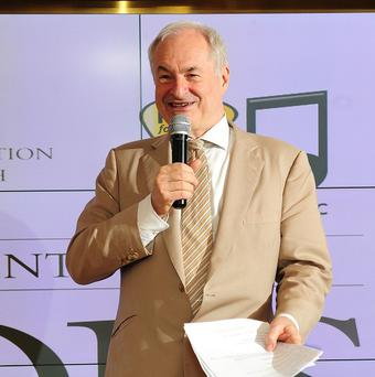 Paul Gambaccini will host the Ivor Novello Awards