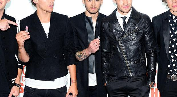 One Direction have been accused of stealing influences from an Australian band's music video
