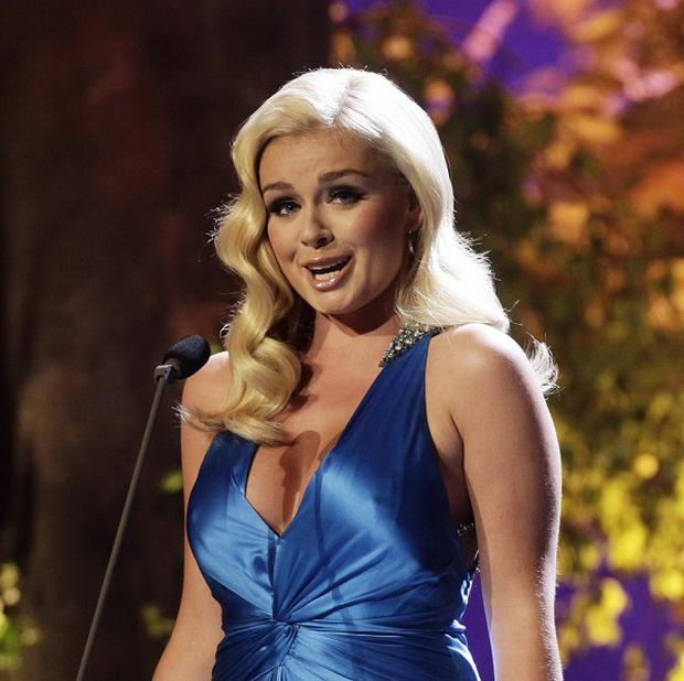 Katherine Jenkins shares a record label with Dame Vera Lynn