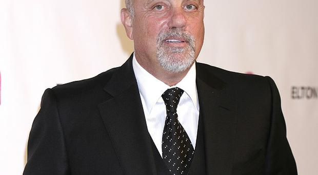 Billy Joel said he had considered forming a band with Sting