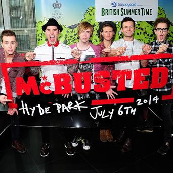McBusted have been pals for years