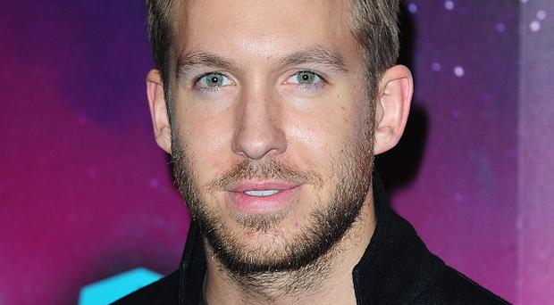 Calvin Harris has joined the line-up for BBC Radio 1's Big Weekend in Glasgow