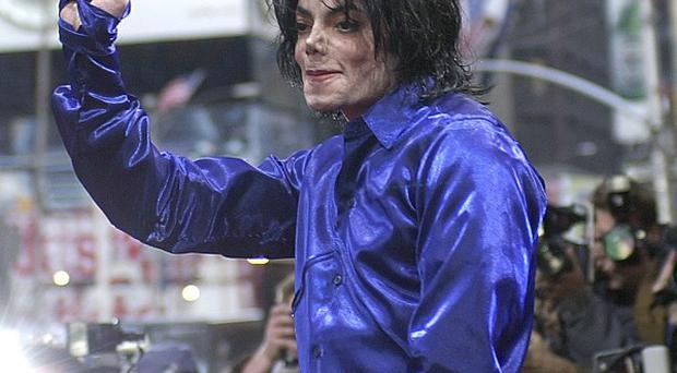 An unheard song by Michael Jackson debuted at a US awards show