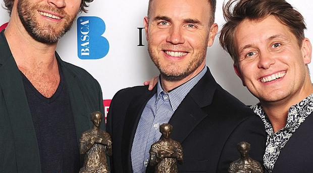 Howard Donald, Gary Barlow and Mark Owen have not commented on the reports
