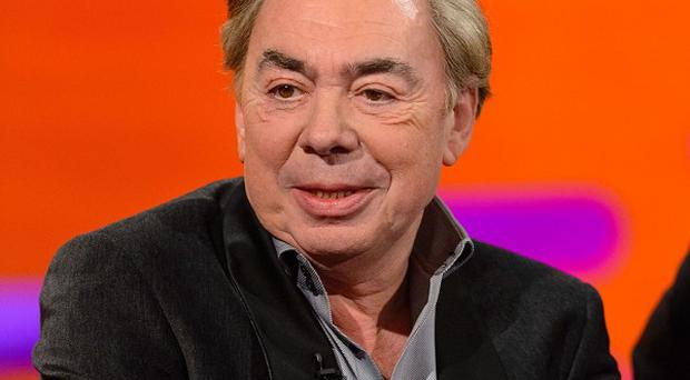 Andrew Lloyd Webber was presented with an Honorary Doctorate at the ceremony