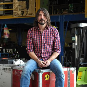 Dave Grohl will direct the Foo Fighters' new show