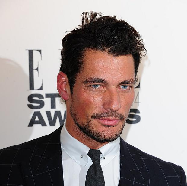 David Gandy is in Jennifer Lopez's new video