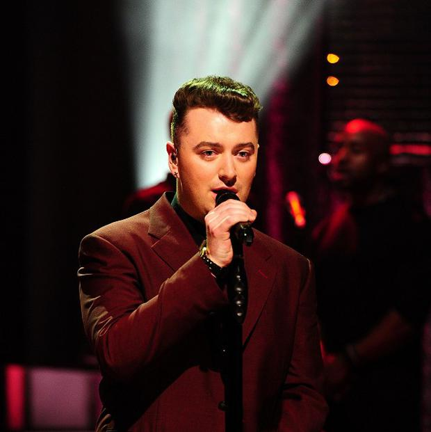 Sam Smith has worked hard on his album and is ready to party