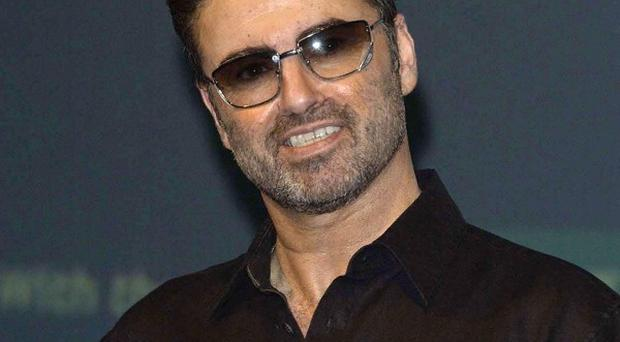 George Michael was taken to hospital after a friend called an ambulance