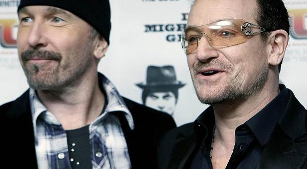 U2's Bono and The Edge are set to join the board of directors for US iconic guitar brand Fender
