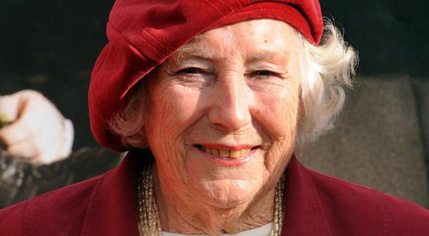 Dame Vera Lynn looks set to make the charts again at the age of 97
